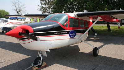 SP-KFR - Reims-Cessna F337G Super Skymaster - Private