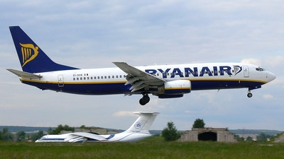 EI-DCB - Boeing 737-8AS - Ryanair