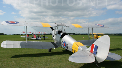 A picture of GAXBW - De Havilland DH82 Tiger Moth - [83595] - © Paul Stevenson