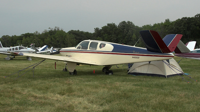 N4593D - Beechcraft G35 Bonanza - Private