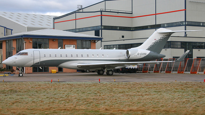 G-EXRS - Bombardier BD-700-1A10 Global Express XRS - Ocean Sky Aviation