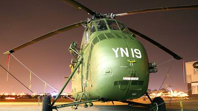 N19YN - Sikorsky UH-34D Seahorse - Private