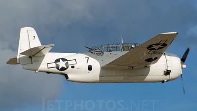 N9584Z - Grumman TBM-3 Avenger - Private