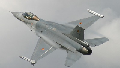 FA-58 - General Dynamics F-16AM Fighting Falcon - Belgium - Air Force