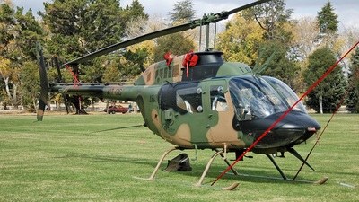 A picture of A17016 - Bell OH58A Kiowa -  - © Jeff Gilbert - JGPhotographics.com