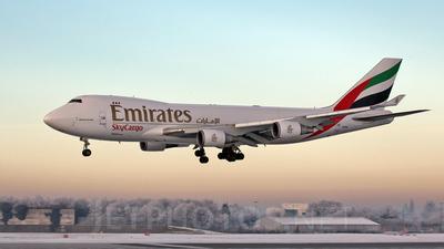 N497MC - Boeing 747-47UF(SCD) - Emirates SkyCargo (Atlas Air)