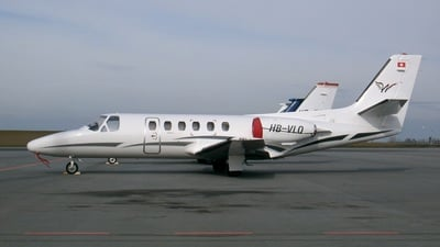HB-VLQ - Cessna 550 Citation II - Speedwings