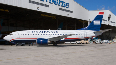 N166AW - Boeing 737-33A - US Airways (America West Airlines)