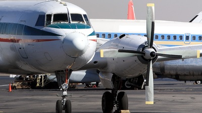 N640CM - Convair CV-640(F)(SCD) - Century Airlines