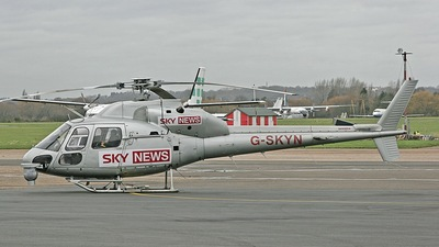 G-SKYN - Aérospatiale AS 355F1 Ecureuil 2 - Arena Aviation