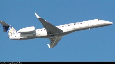 N11119 - Embraer ERJ-145XR - Continental Express (ExpressJet Airlines)