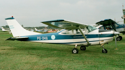 PG-346 - Cessna 182J Skylane - Argentina - Air Force
