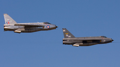 ZU-BEW - English Electric Lightning F.6 - Thunder City