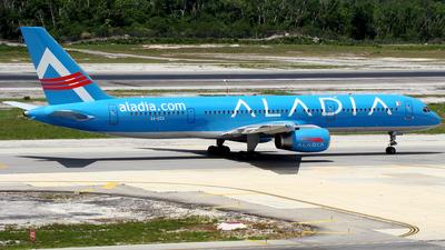 XA-DIA - Boeing 757-2G5 - Aladia Airlines
