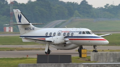 N875JX - British Aerospace Jetstream 31 - American Connection (Corporate Airlines)
