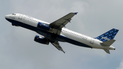 N559JB - Airbus A320-232 - jetBlue Airways