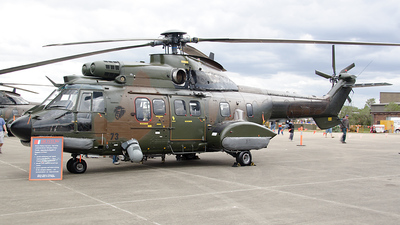 273 - Aérospatiale AS 332M1 Super Puma - Singapore - Air Force