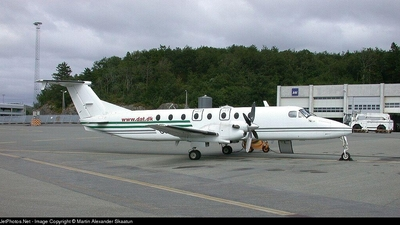 OY-JRF - Beech 1900C - Danish Air Transport (DAT)