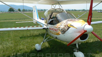 LZ-PTD - Aviasud Mistral - Private