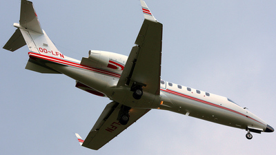 OO-LFN - Bombardier Learjet 45 - Abelag Aviation