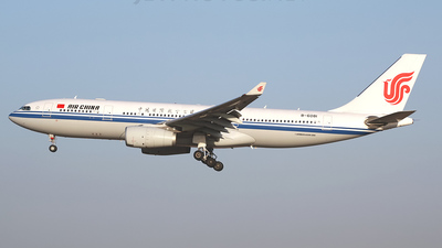 B-6081 - Airbus A330-243 - Air China