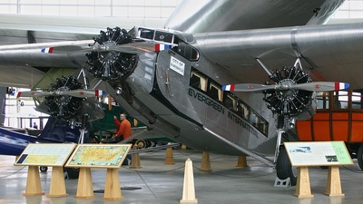 NC9645 - Ford 5-AT-B Trimotor - Evergreen International Airlines