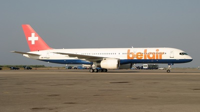 HB-IHS - Boeing 757-2G5 - Belair Airlines