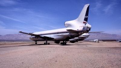 N716DA - Lockheed L-1011-1 Tristar - Delta Air Lines