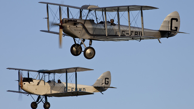 G-EBIR - De Havilland DH-51 Moth - Private