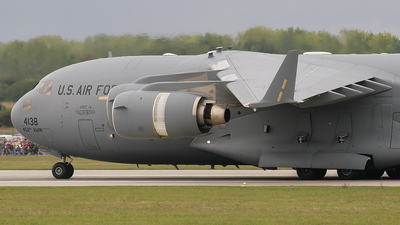04-4138 - Boeing C-17A Globemaster III - United States - US Air Force (USAF)