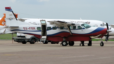 5X-FRM - Cessna 208B Grand Caravan - Far Reaching Ministries Aviation