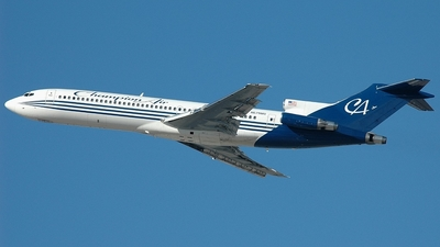 N679MG - Boeing 727-225(Adv) - Champion Air