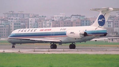 B-2121 - McDonnell Douglas MD-82 - China Northern Airlines