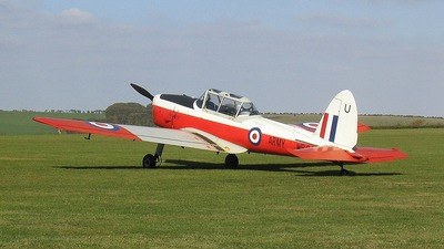 A picture of GBXGO - De Havilland Canada DHC1 Chipmunk - [C1/0097] - © Colin Hollywood