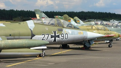 27-90 - Lockheed F-104G Starfighter - Germany - Air Force