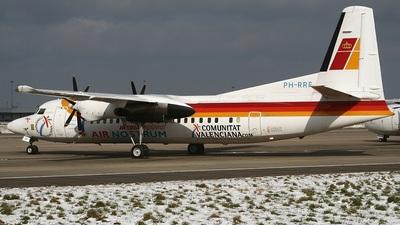 PH-RRF - Fokker 50 - Iberia Regional (Air Nostrum)