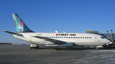 C-FACP - Boeing 737-2L9(Adv) - First Air