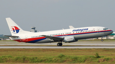 9M-MQP - Boeing 737-46J - Malaysia Airlines