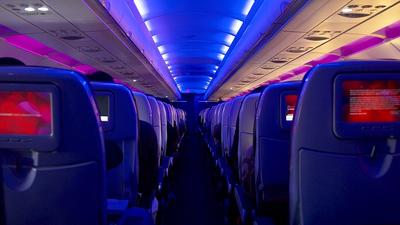 N633VA - Airbus A320-214 - Virgin America