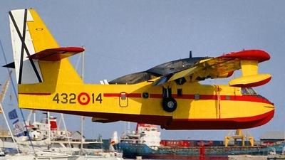 UD.13-14 - Canadair CL-215 - Spain - Air Force
