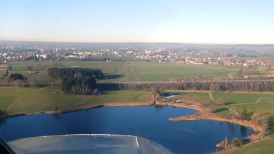 EDMK - Airport - Runway