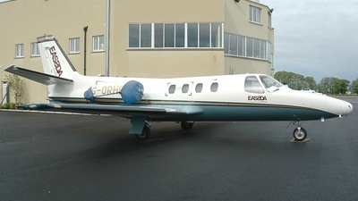 G-ORHE - Cessna 500 Citation - Private