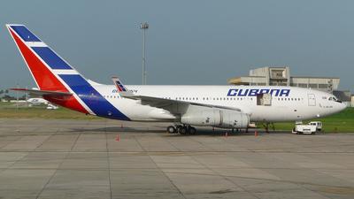 CU-T1254 - Ilyushin IL-96-300 - Cubana de Aviación