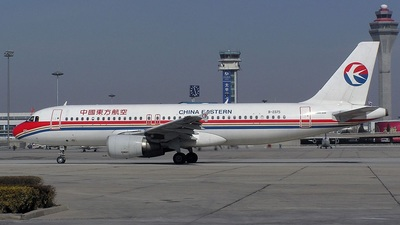 B-2375 - Airbus A320-214 - China Eastern Airlines