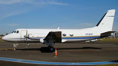 PT-KYF - Grumman G-159 Gulfstream G-I - Private