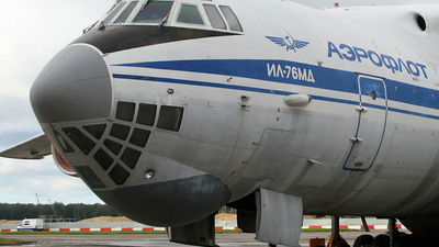 RA-78850 - Ilyushin IL-76MD - Russia - Air Force