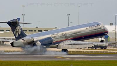 N169PL - McDonnell Douglas MD-88 - Aeroméxico
