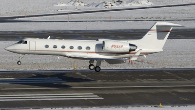 N59AP - Gulfstream G-IV - Private