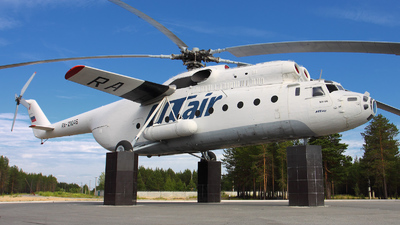 RA-21046 - Mil Mi-6 Hook - UTair Aviation