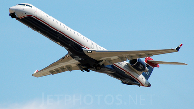 N918FJ - Bombardier CRJ-900ER - US Airways Express (Mesa Airlines)